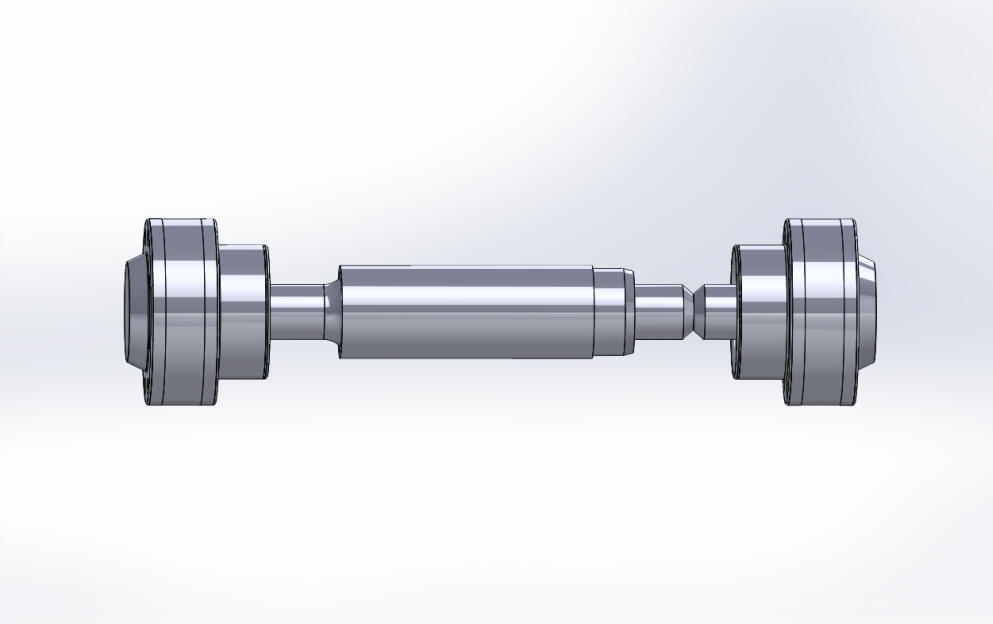 CVO Industrial CV joint